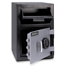 Mesa Safe All Steel Depository Safe, 0.8 Cubic Feet  (Choose Delivery Method)