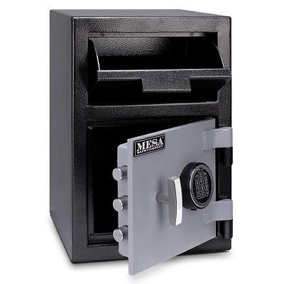 Mesa Safe All Steel Depository Safe, 0.8 Cubic Feet  (Choose Delivery Method)