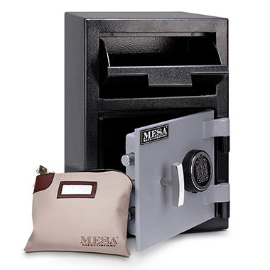 Mesa - Safe All Steel Depository Safe - 0.8 Cubic Feet