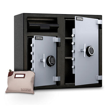 Mesa - Safe All Steel Depository Safe - 6.7 Cubic Feet