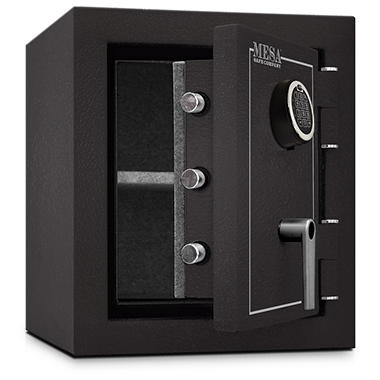 Mesa Safe All Steel Burglary & Fire Safe - 1.7 Cubic Feet