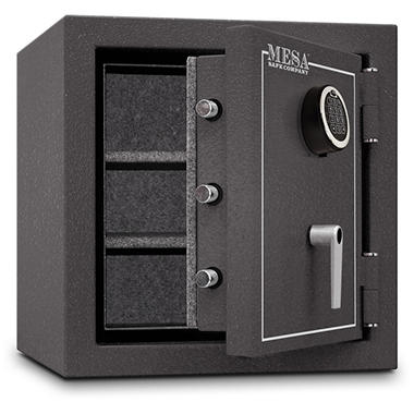 Mesa Safe All Steel Burglary & Fire Safe - 3.3 Cubic Feet