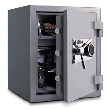 Mesa Safe High Security Burglary & Fire Safe, 3.0 Cubic Feet (Choose Delivery Method)