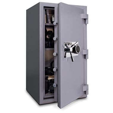 Mesa - Safe All Steel High Security Burglary &  Fire Safe - 5.0 Cubic Feet