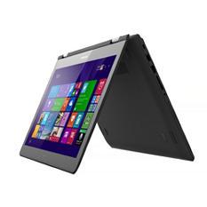 "Lenovo Flex 3 14"" HD Touchscreen Laptop, 80R30015US, Intel Core i5-6200U, 4GB Memory, 500GB 5400RPM Hard Drive,  Black"