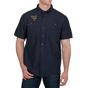 NCAA Fishing Shirt - West Virginia Mountaineers