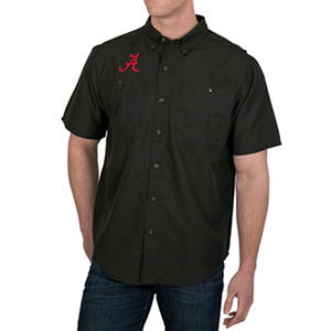 NCAA Fishing Shirt - Alabama Crimson Tide
