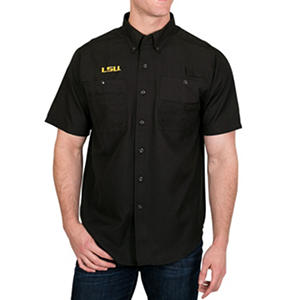 NCAA Fishing Shirt - LSU Tigers