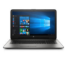 "HP Full HD IPS 17.3"" Notebook 17-x137cl, Intel Core i7-7500U Processor, 16GB Memory, 2TB Hard Drive, 4GB AMD R7 M440 Graphics, HD Webcam, Backlit Keyboard, Windows 10 Home"