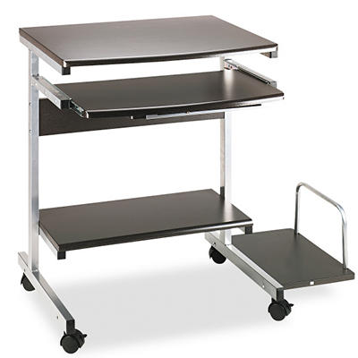 Tiffany Portrait PC Desk Carts
