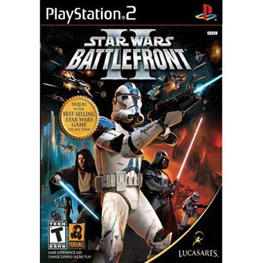 Star Wars: Battlefront II Greatest Hits - PS2