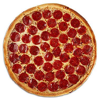 Artisan Fresh Pepperoni Pizza Take and Bake
