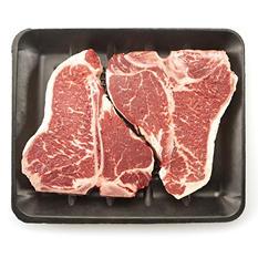 USDA Choice Angus Beef Loin T-Bone Steak (2-3 Steaks, Priced Per Pound)