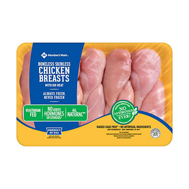 Member's Mark Boneless /Skinless Chicken Breast