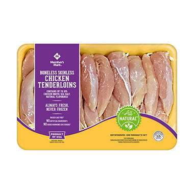 Member's Mark Boneless Chicken Tenders (1 lb.)