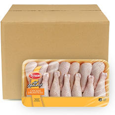 Case Sale: Tyson Chicken Drumsticks (14 pc./6 pk.)