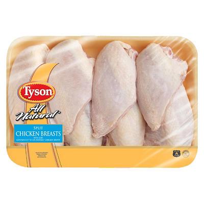 Tyson Split Chicken Breast - 1 lb.