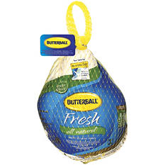 Butterball Fresh All Natural Tom Turkey (approx. 16-24 lbs., Priced Per Pound)