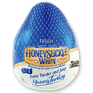 Honeysuckle White Premium Turkey - 16-22 lbs.