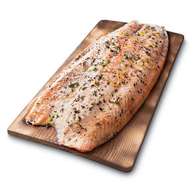 Salmon Fillet Boneless Skinless