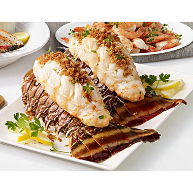 Warm Water Lobster Tails