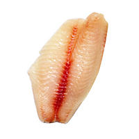 Tampa Bay Fisheries Fresh Tilapia Fillets (variable weight./ case sell)