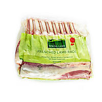 Fresh New Zealand Lamb Frenched Lamb Rack ( 2 racks per pkg.)