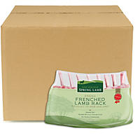 Case Sale: Fresh New Zealand Rack of Lamb (2 ct. rack, 14 packs)