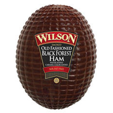 Wilson Smoked Old Fashioned Black Forest Ham - 1 lb.