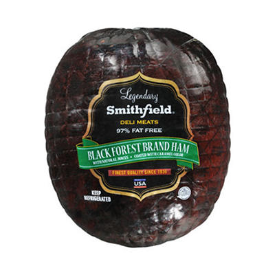 Smithfield® Smoked Black Forest Ham
