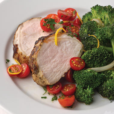 Artisan Fresh Italian-Style Seasoned Pork Loin Fillet