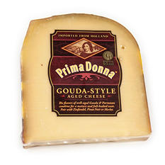 Prima Donna Gouda-Style Aged Cheese (Priced Per Pound)
