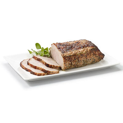Peppercorn Porkloin - Asiago-Romano Seasoned