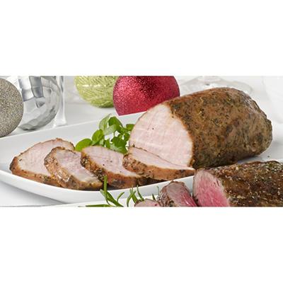 Balsamic Herb Pork Fillet