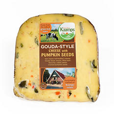 Kaamps Gouda-Style Cheese, Pumpkin Seeds (Priced Per Pound)