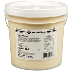 Case Sale: Cream Cheese Icing (18 lbs.)