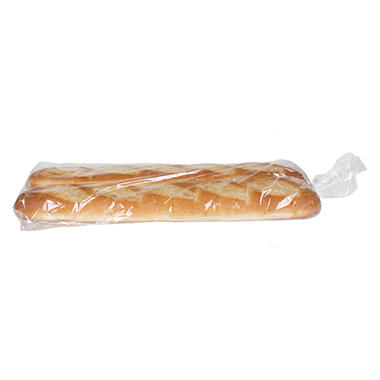 Artisan Fresh French Bread - 2 loaves