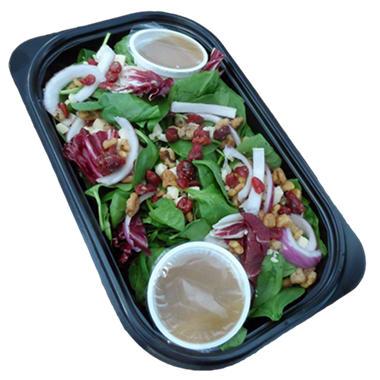 Gourmet Spinach Salad - 1 lb.