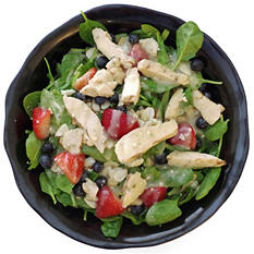 Berry Chicken Salad with Pear Vinaigrette  (priced per pound)