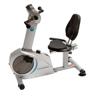 Elite Recumbent Bike w/ Upper Body Workout