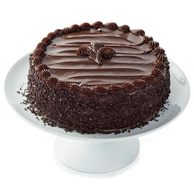 Daily Chef Chocolate Fudge Cake