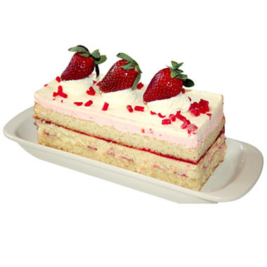 Strawberry Cake At Sams