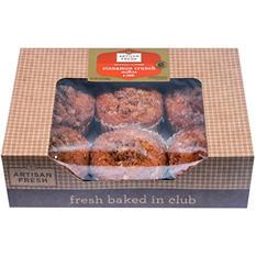 Artisan Fresh Cinnamon Crunch Muffins - 6 ct.