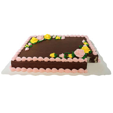 Sam S Club Full Sheet Cake Price