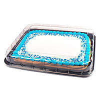 Half Sheet Chocolate Chip Double Cookie Cake