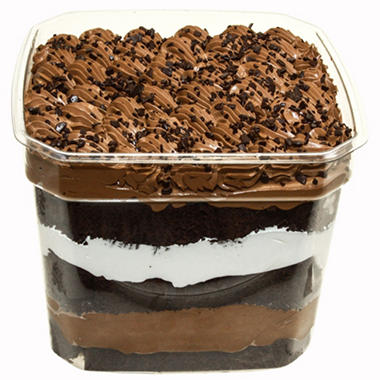 Costco Auto Program >> Triple Chocolate Scoop Cake - Sam's Club