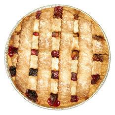 "Holiday Sampler 12"" Pie"
