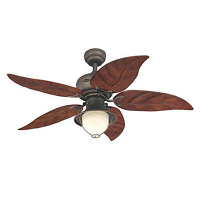Westinghouse Oasis Ceiling Fan - Mahogany