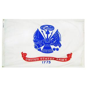 Annin - U.S. Army Military Flag 3x5 ft. Nylon SolarGuard