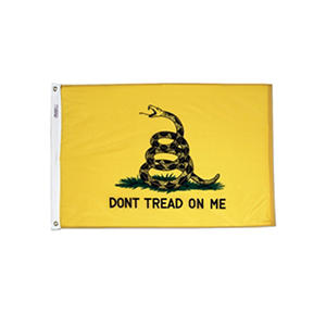 Annin - Gadsden Don't Tread on Me Rattlesnake Flag 3x5 ft. Nylon